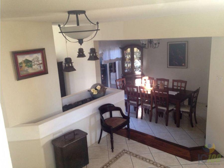 venta casa vila verde fraijanes guatemala