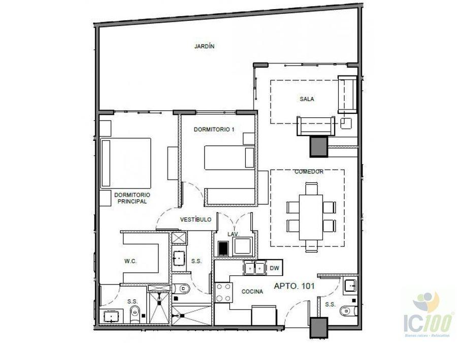 venta apartamento borghetto zona 15 guatemala