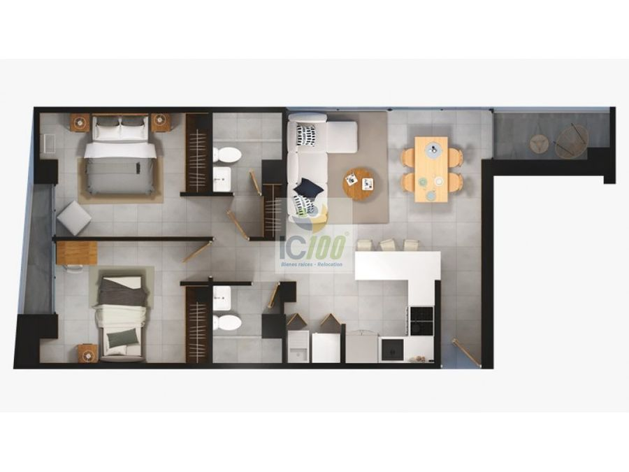 venta apartamento telia zona 15 guatemala