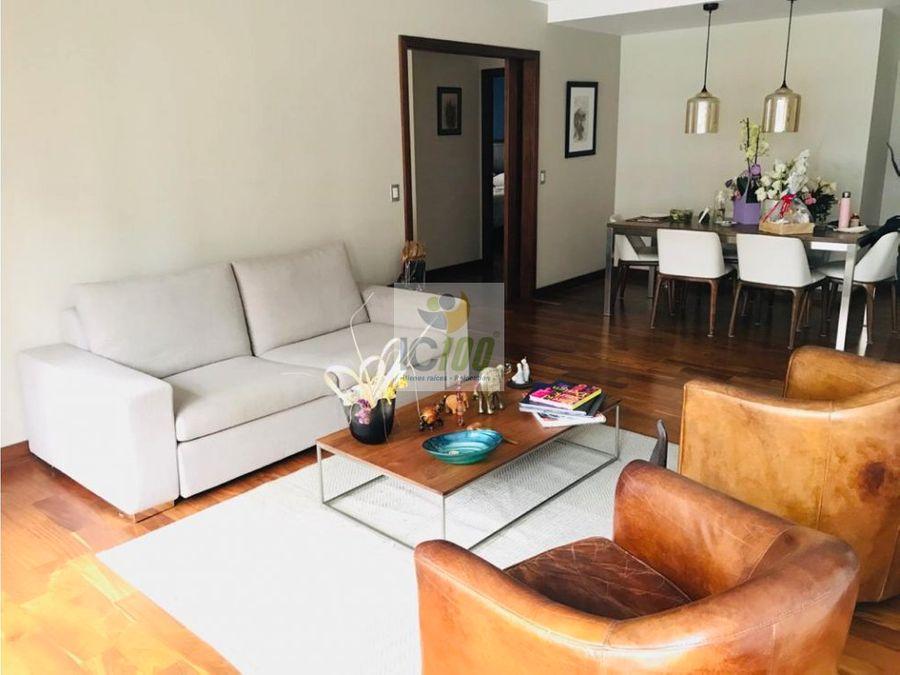 renta apartamento zona 14 guatemala