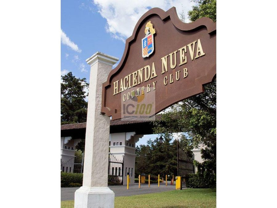 venta terreno hacienda nueva san jose pinula