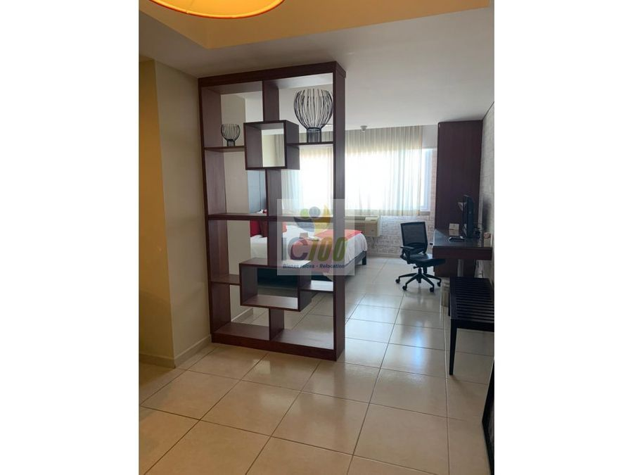 renta apartamento amueblado zona 14 guatemala