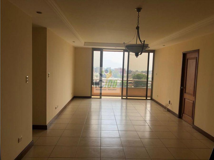 rentaventa apartamento zona 10 guatemala