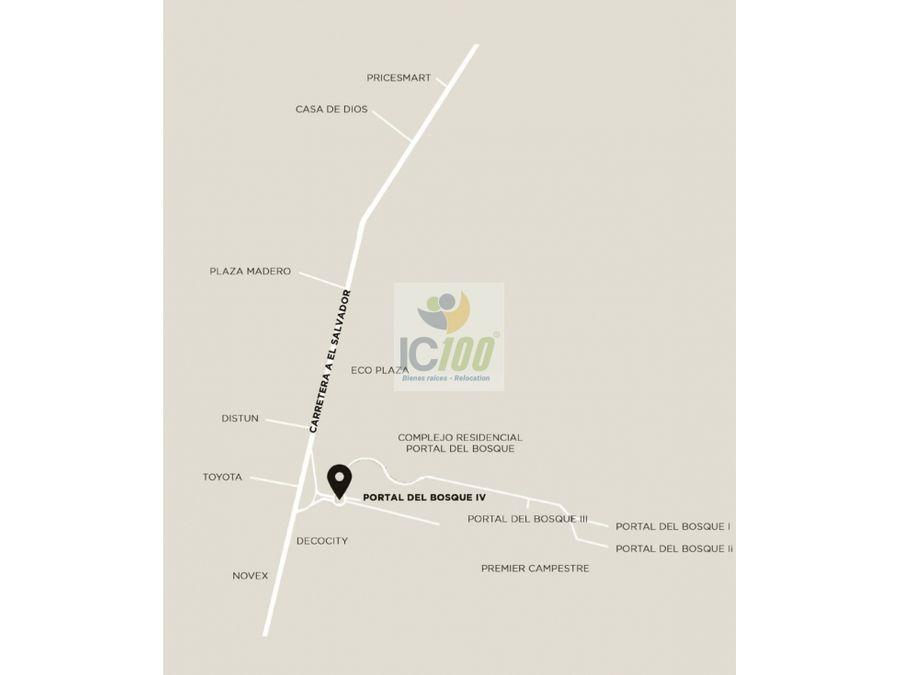 pre venta portal del bosque iv km 22 fraijanes guatemala