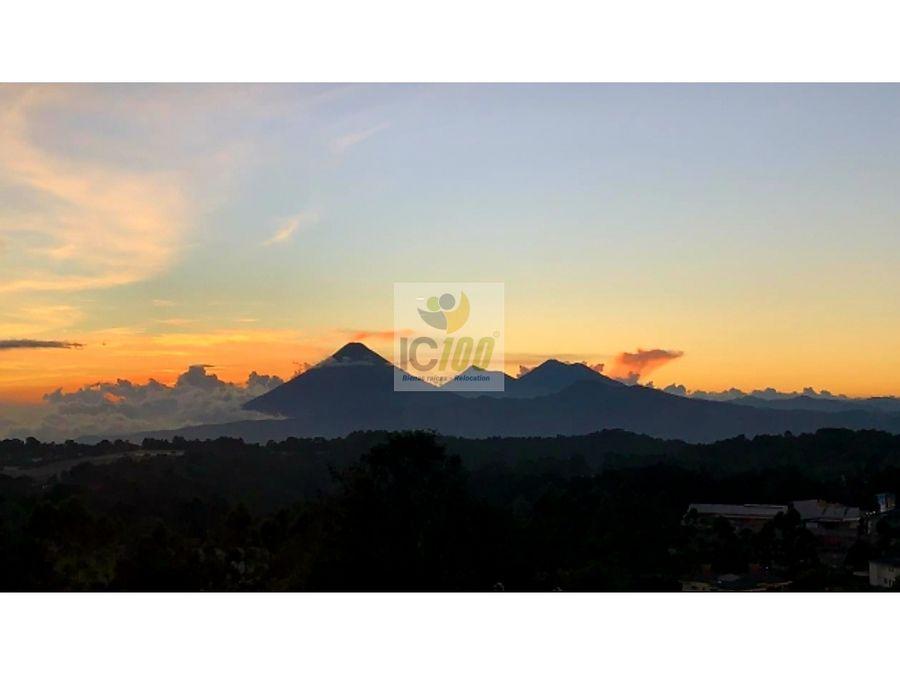 venta terreno las alturas guatemala