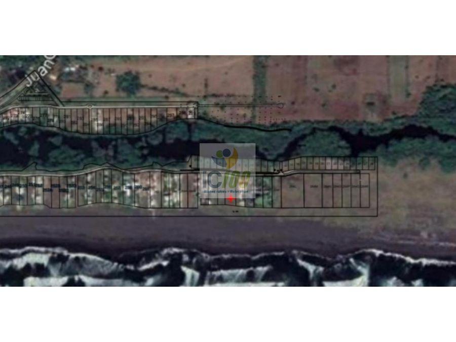 venta terreno marina del sur guatemala