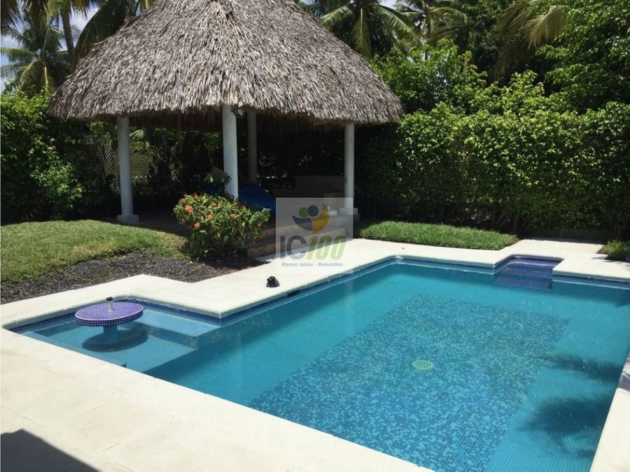 venta casa de playa altamar chulamar