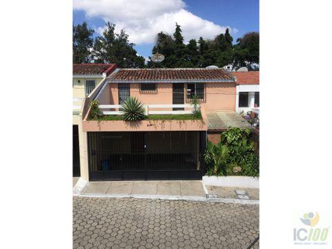 rento casa san miguelito zona 15 guatemala