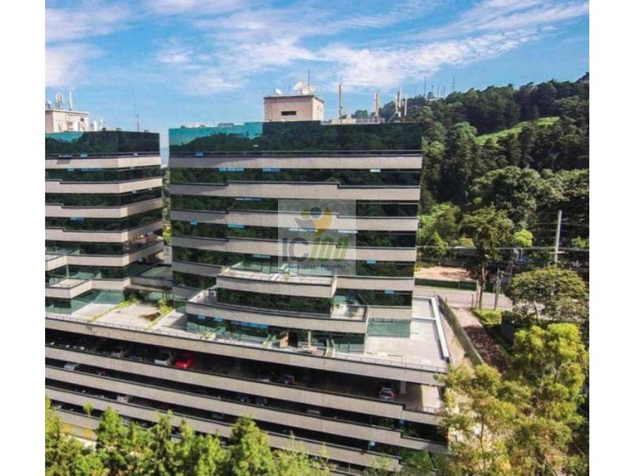 renta oficina centro corporativo muxbal guatemala