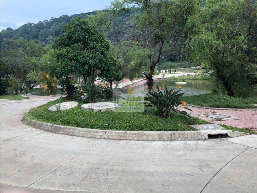 venta terreno san miguel buena vista guatemala