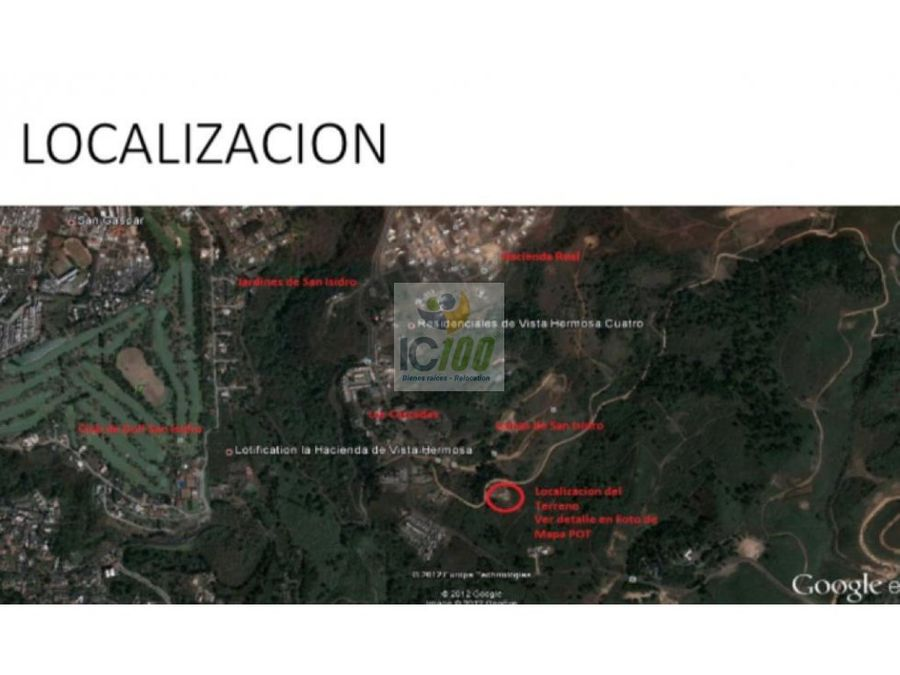 venta terreno vista hermosa iv guatemala