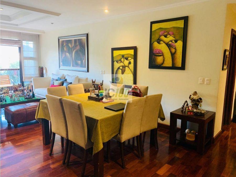 venta apartamento san patricio zona 14 guatemala