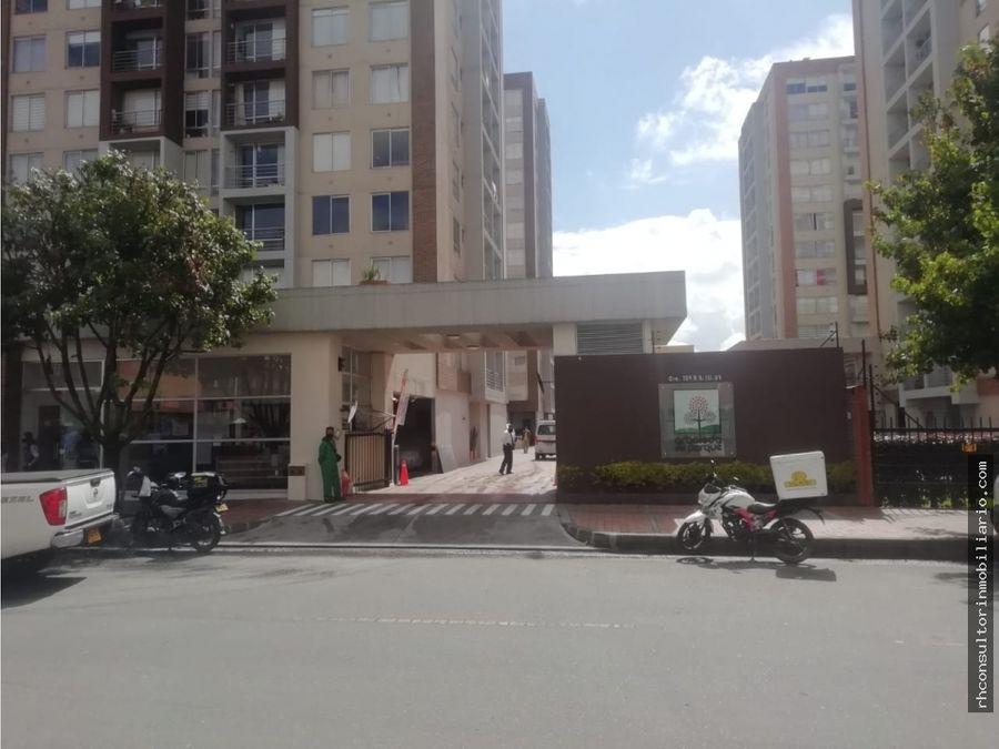 apartamento en renta suba imperial arboleda del parque