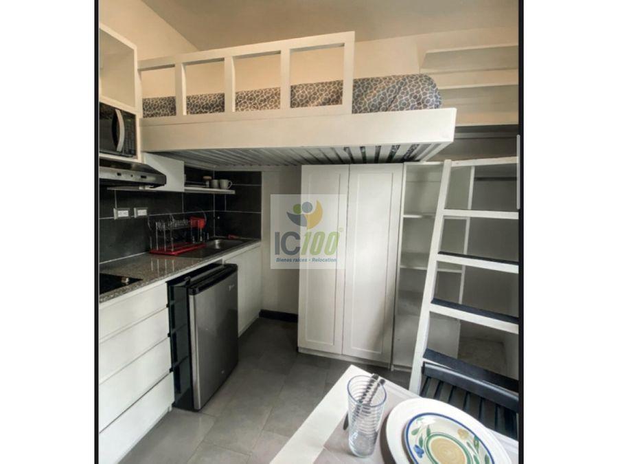 renta apartestudio adamant zona 15 guatemala