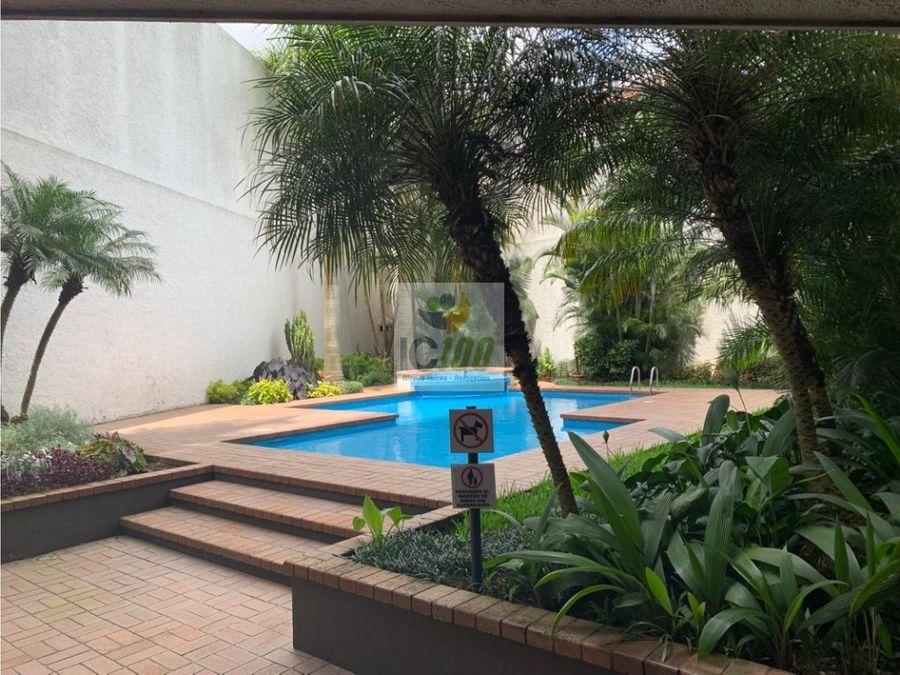 renta apartamento torre alta zona 15 guatemala