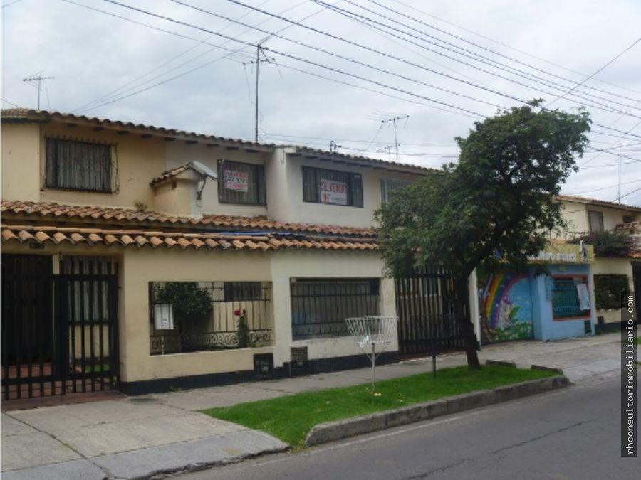 venta casa barrio la alborada