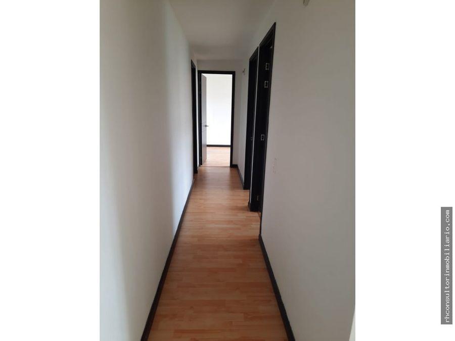 apartamento en arriendo alameda santafe