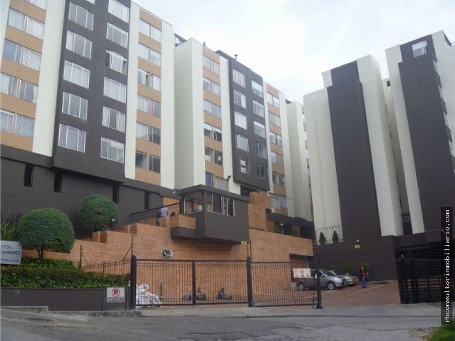 venta apartamento altos del cerro