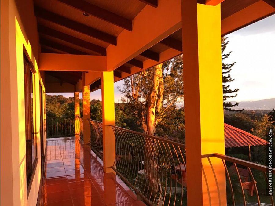 poas se vende casa tipo cabanaterreno 3000 m2