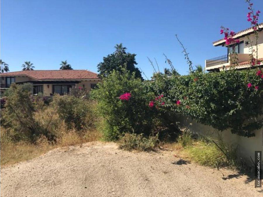 las residencias 309 camino del monte los cabos