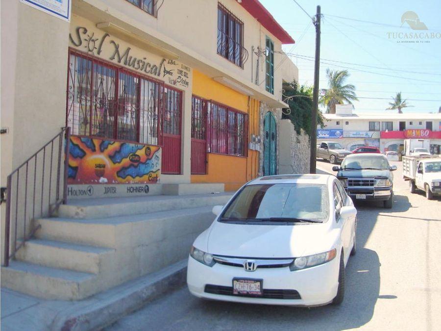 edificio comercial rosarito esquina del paseo barlovento