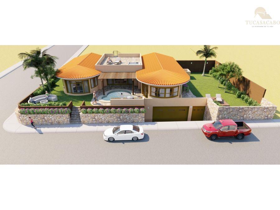 casa cresta del mar lot 18 mz 2 cabo corridor