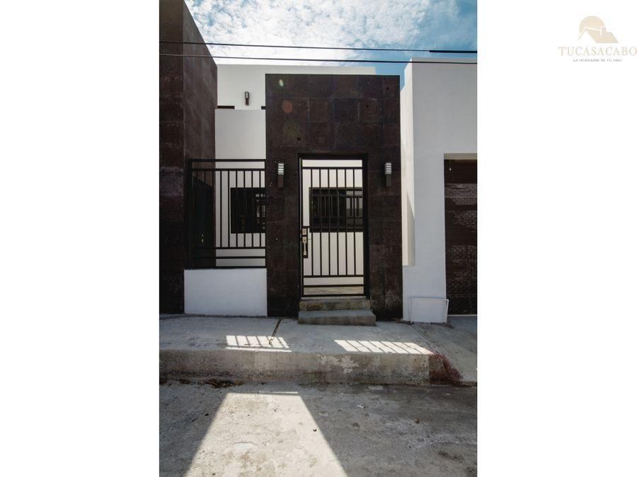 casa nueva rosarito san jose del cabo