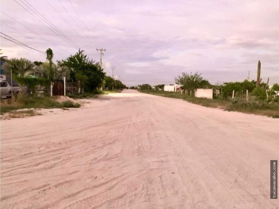 terreno centenario calle tercera choya la paz
