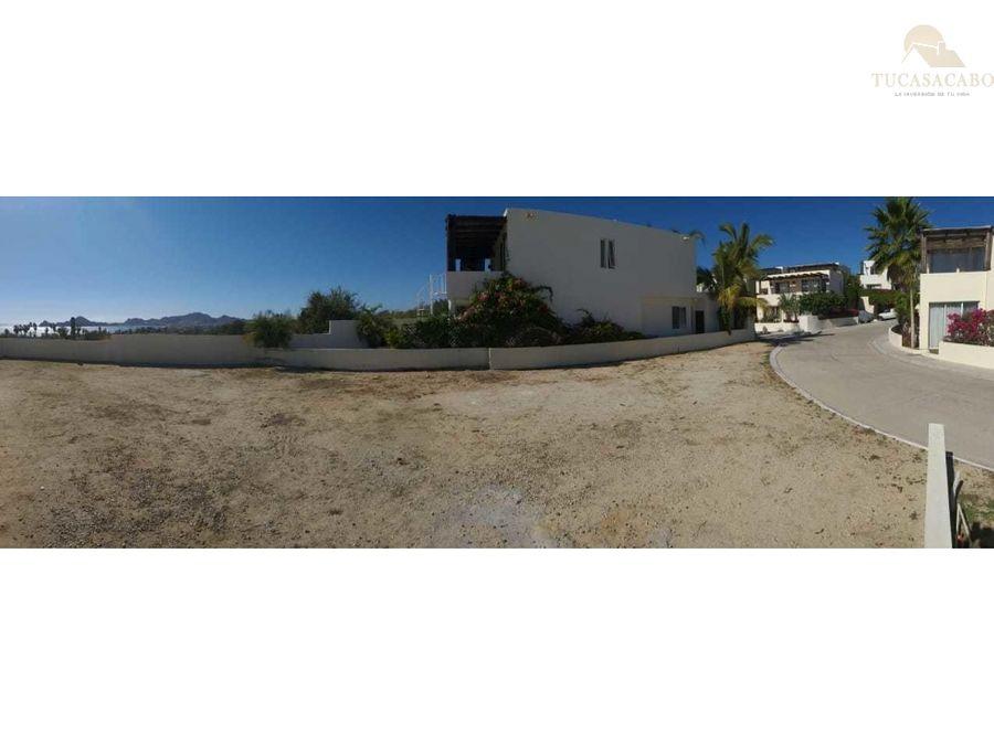 terreno en punta arena precious land calle las ostras cabo san lucas