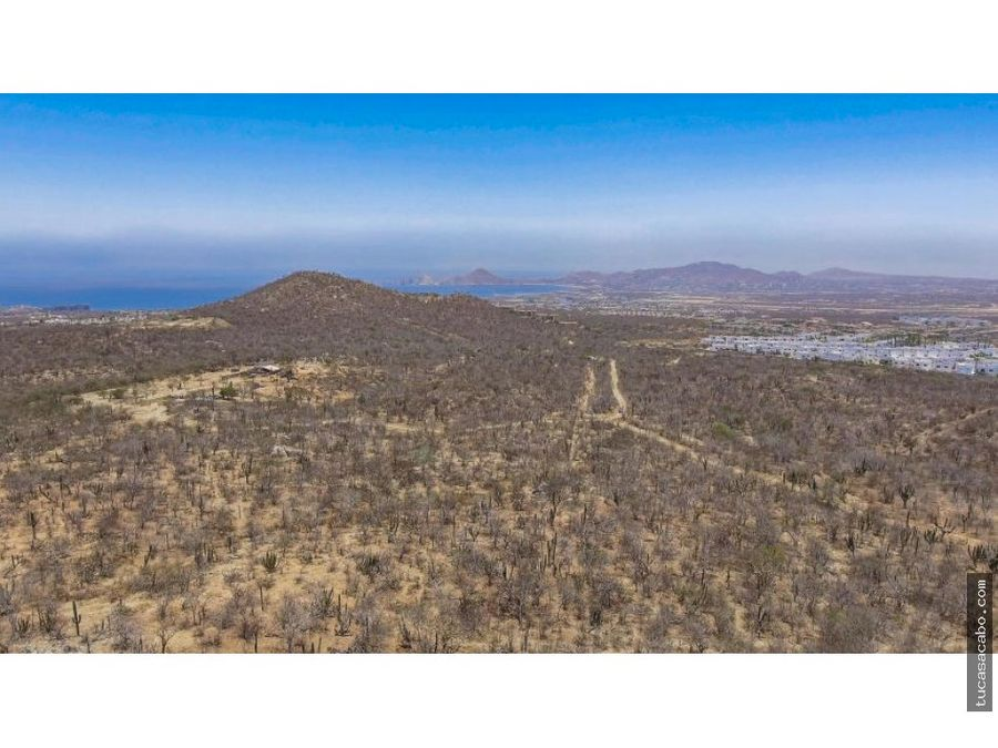 terreno tezal foothills developer el tezal cabo