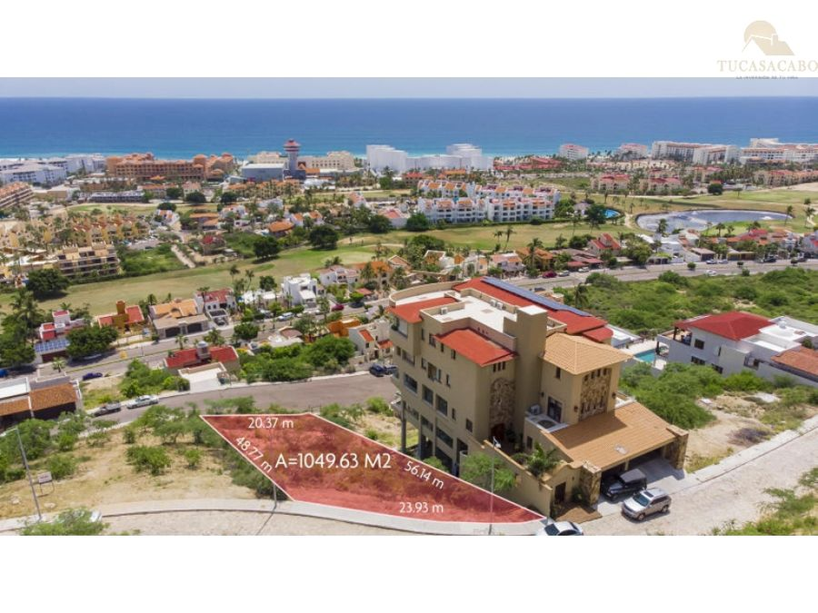 lot luz forever views 8 playa buenos aires san jose del cabo