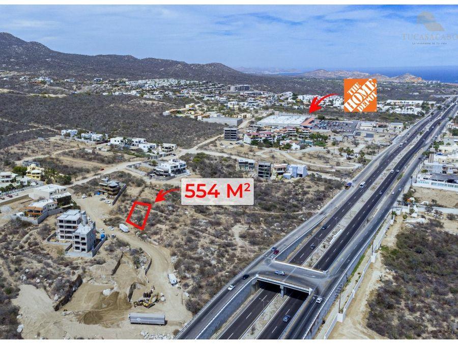 terreno en tezal y proyecto de construccion cabo san lucas