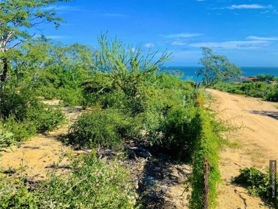 beach access lot foca calle la paz