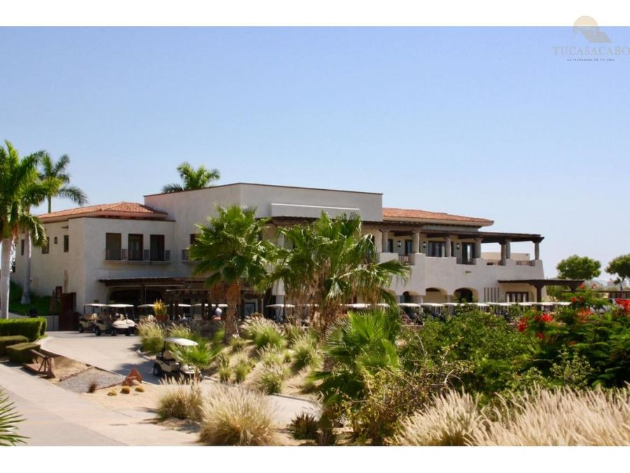 club campestre lot 50 altos de la canadas san jose del cabo
