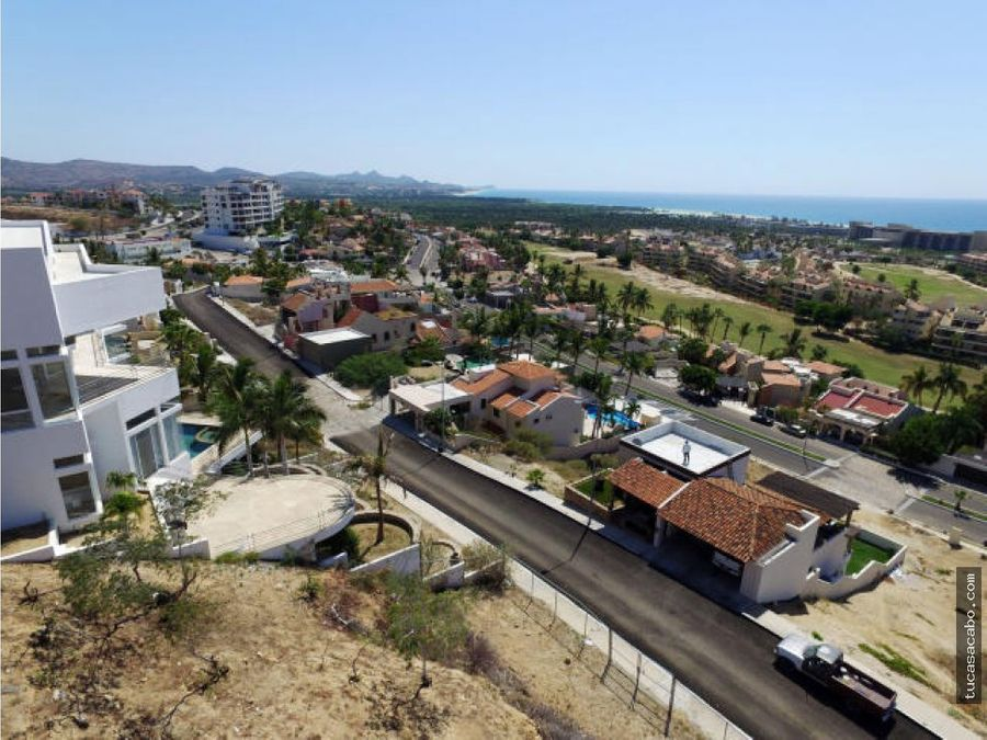 lot 9 finisterra golf course hill