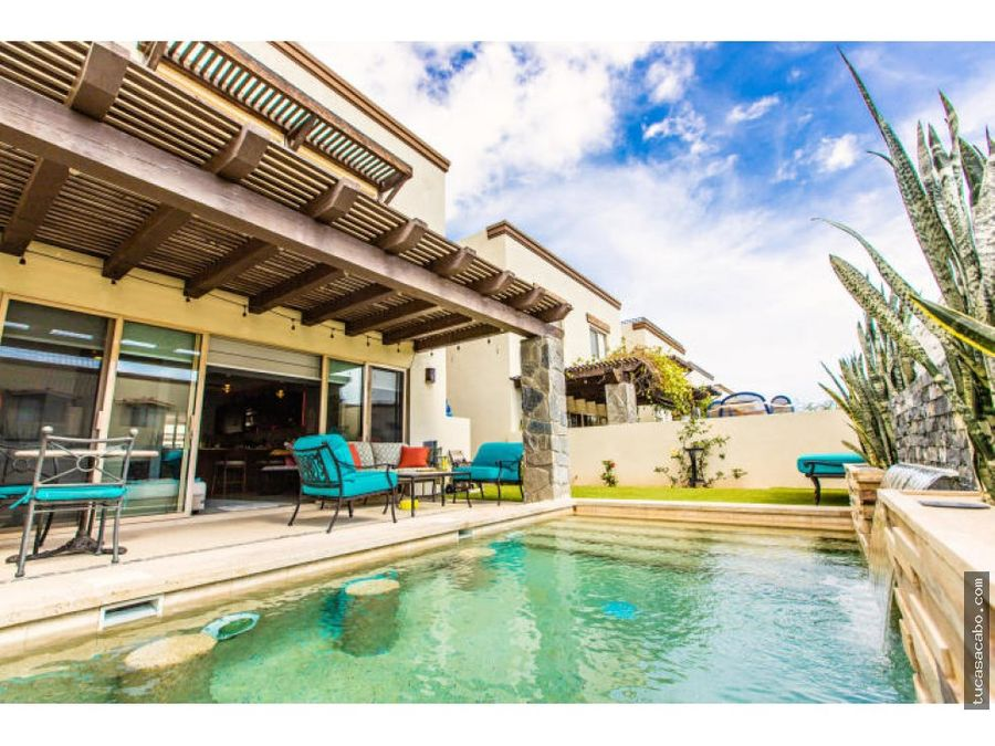 beautiful home and pool 28 cabo del mar ecopark