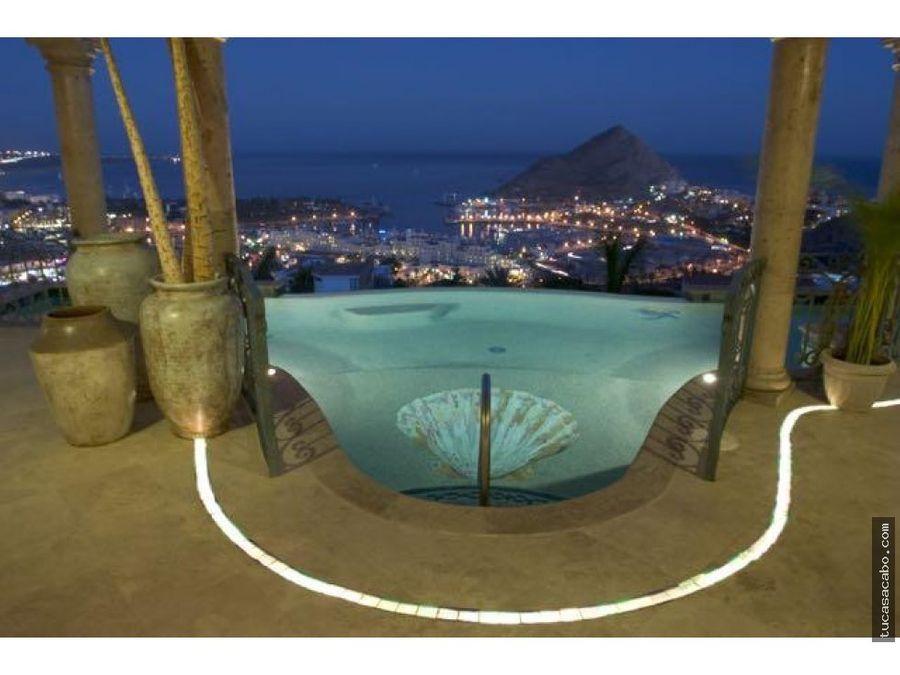 villa luces del mar pedregal de cabo san lucas
