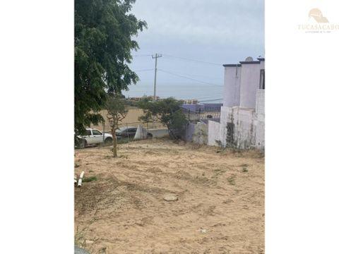 terreno para inversion lote 14 m5 paraiso escondido cabo san lucas