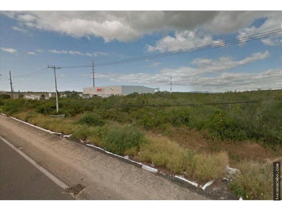 lot commercial lot km 65 hwy 19 cabo todos santos