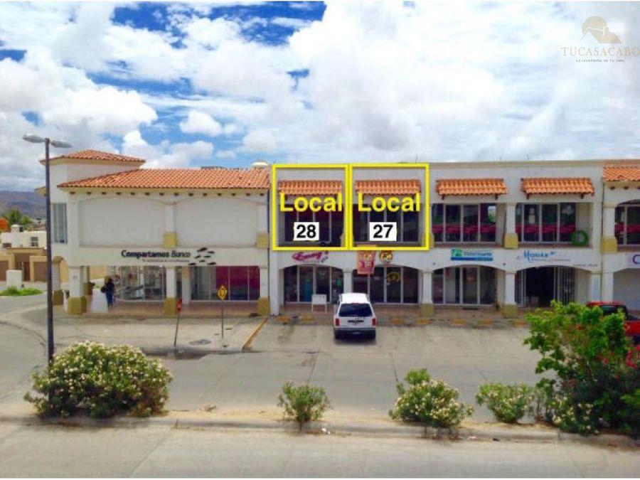 local 28 plaza comercial monte real san jose