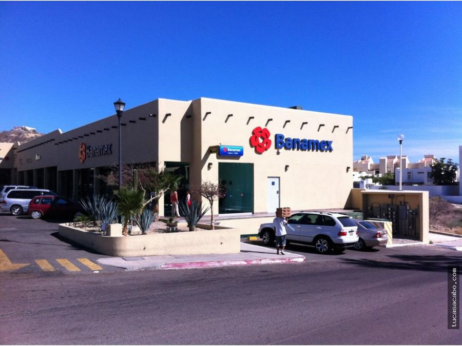 se vende local comercial san jose del cabo