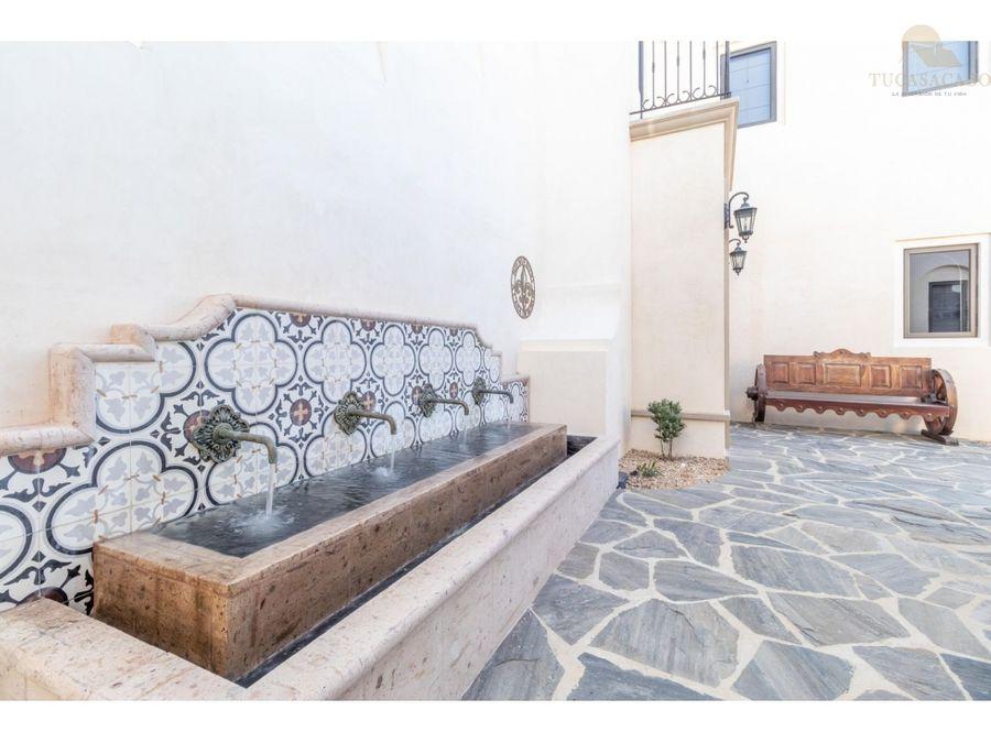 villa 31 mezquite pacific
