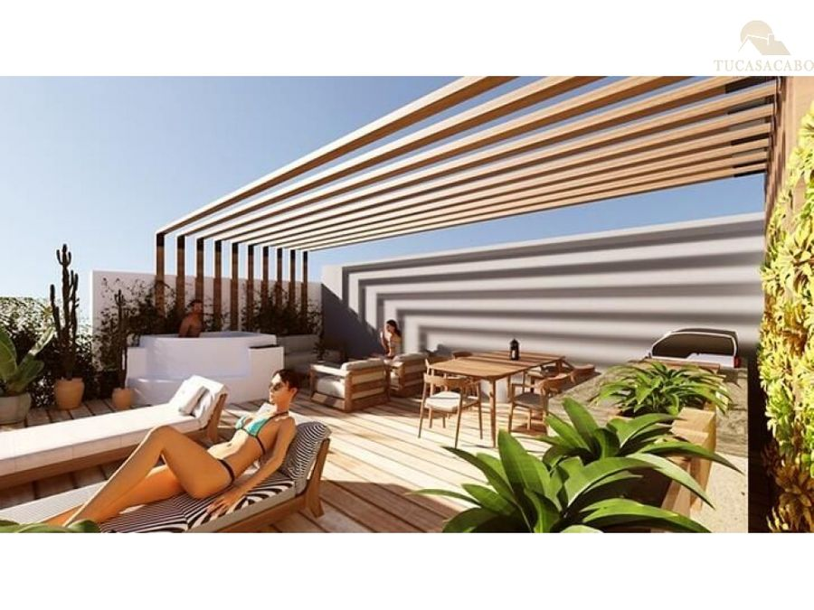 house wprivate rooftop 3 br casa adobe sustainable cabo corridor