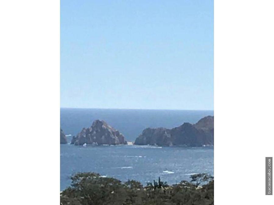 terreno cresta del mar 110 cabo san lucas