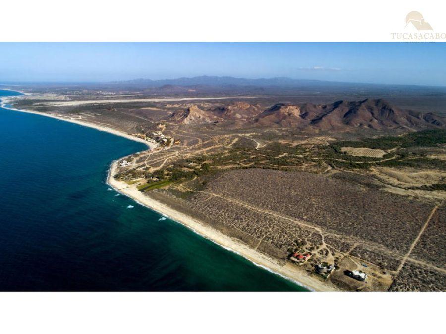 rancho leonero resort highway 1 east cape