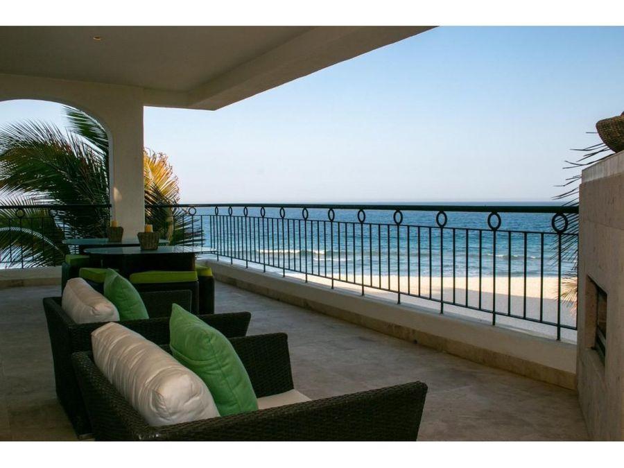 beachfront villa paseo blvd san jose 2301 san jose del cabo