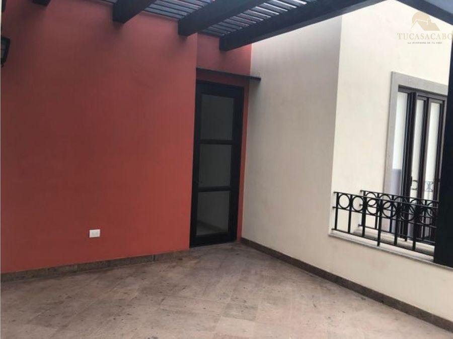 choya 6 las villas de mexico unit 6 san jose del cabo