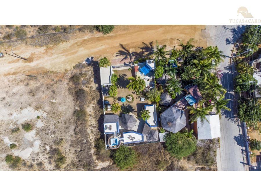 casitas la playa calle delfines san jose del cabo