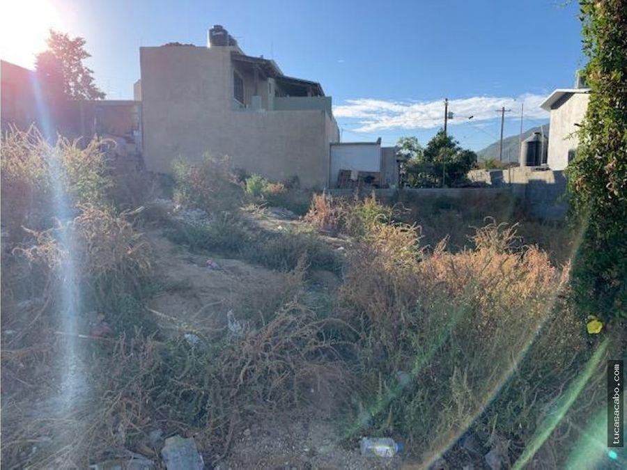 terreno lomas de guaymitas san jose del cabo