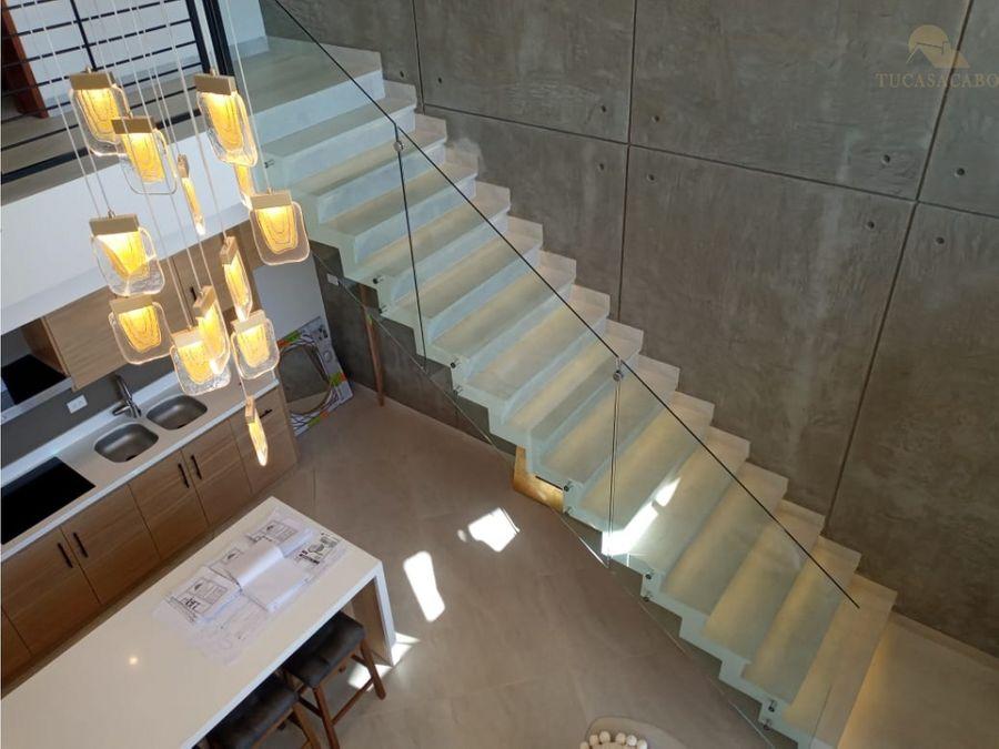 santorini residencial torre fira loft 101 cabo corridor